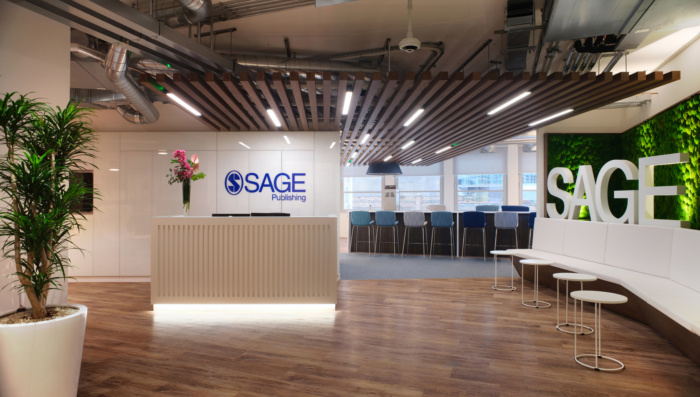 SAGE Publishing Offices - London - 1