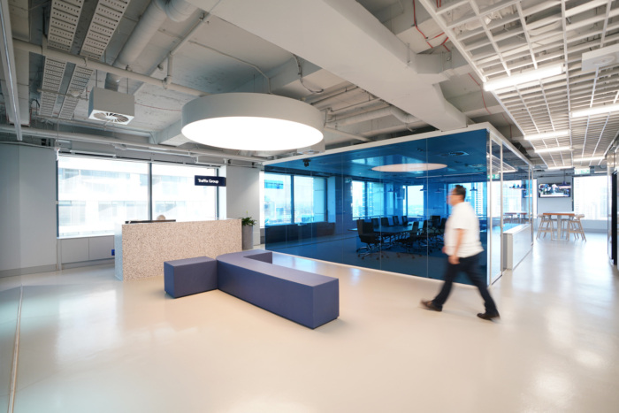 Traffix Group Offices - Melbourne - 1