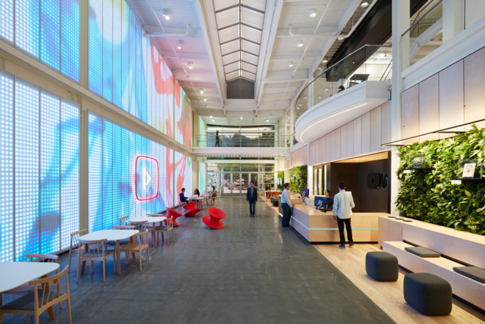 YouTube Headquarters Lobby - San Bruno - 1