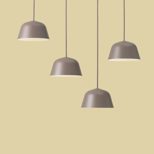 Ambit Pendant Lamp Series by Muuto