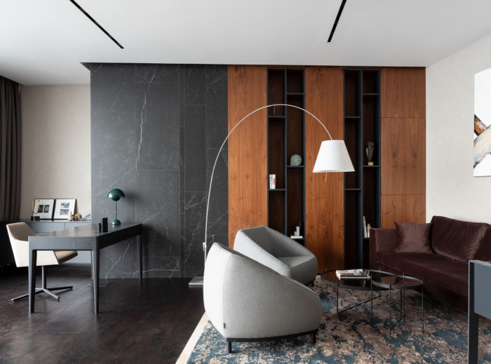 Confidential Client Offices - Moscow - 2