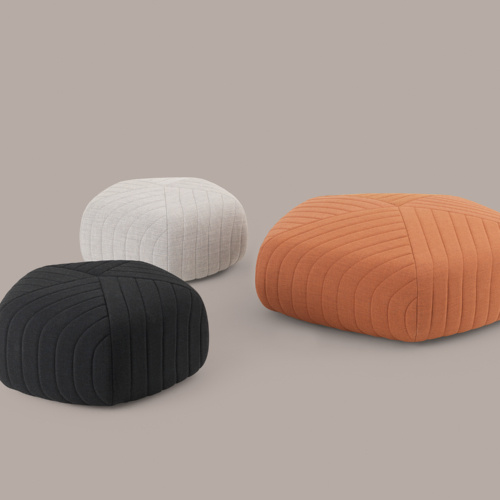 Five Pouf by Muuto