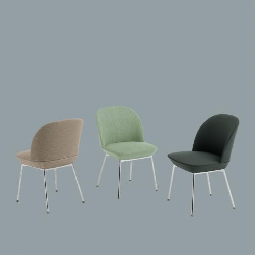 Oslo Side Chair by Muuto