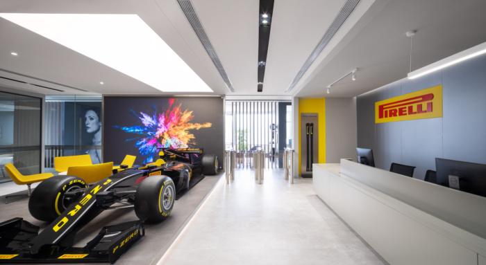 Pirelli Offices - Shanghai - 3