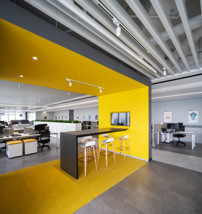 Pirelli Offices - Shanghai - 5