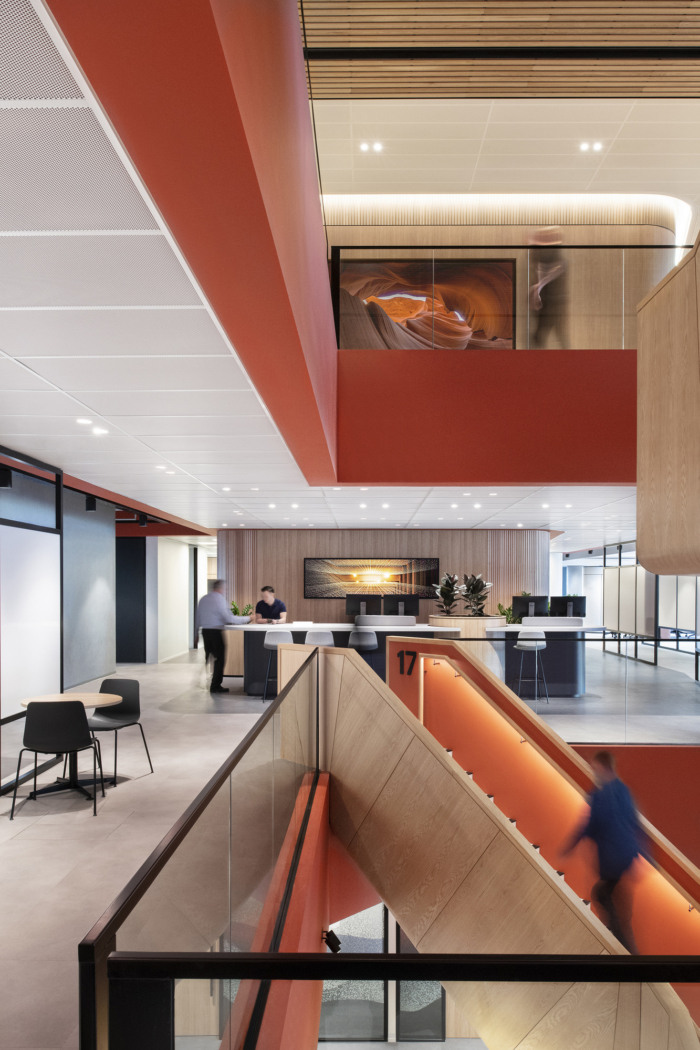 QBE Insurance Offices - Melbourne - 9