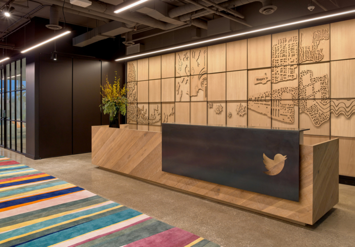 Twitter Offices - Toronto - 2