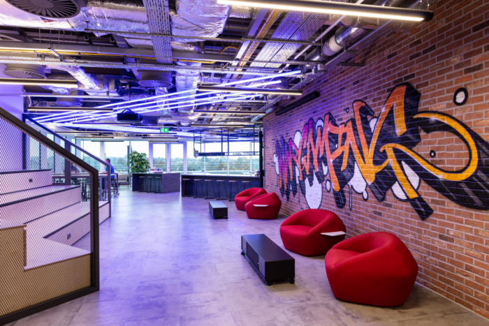 Wargaming Offices - Guildford - 2