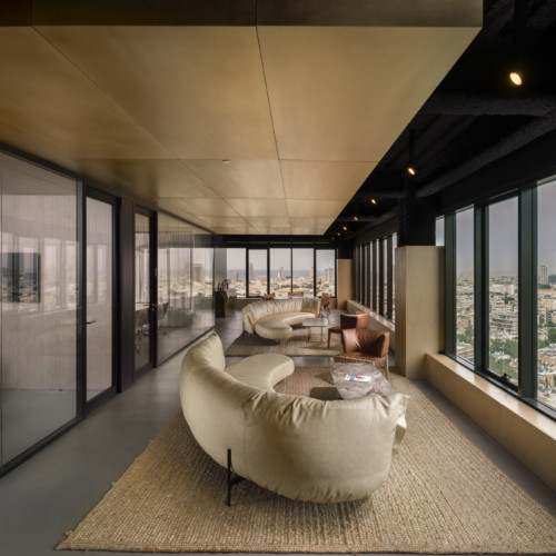 recent Ybox Offices – Tel Aviv office design projects