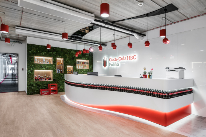 Coca-Cola HBC Offices – Warsaw
