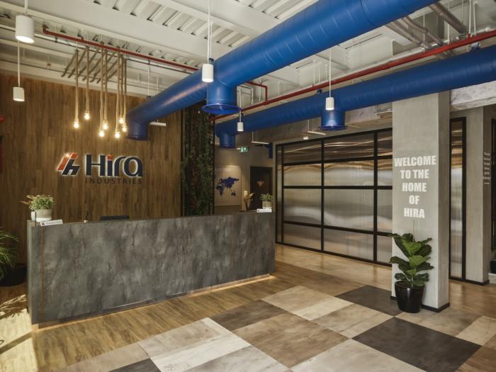 HIRA Industries Offices - Dubai - 1