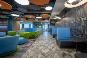 Infosys Consulting Offices - Bucharest