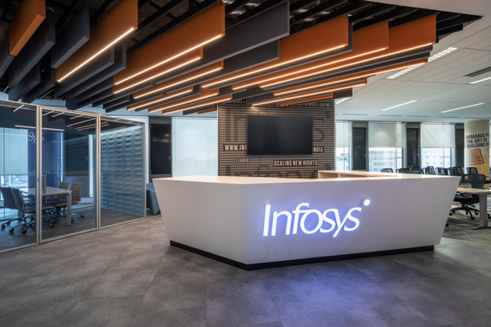 Infosys Consulting Offices - Bucharest - 1
