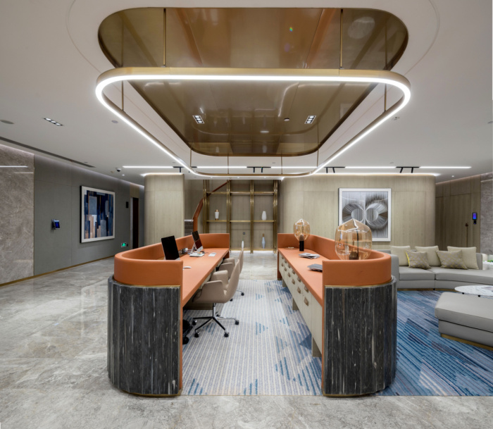 KWG Group Holdings Offices - Shanghai - 2