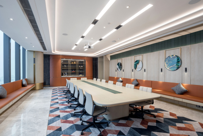 KWG Group Holdings Offices - Shanghai - 4