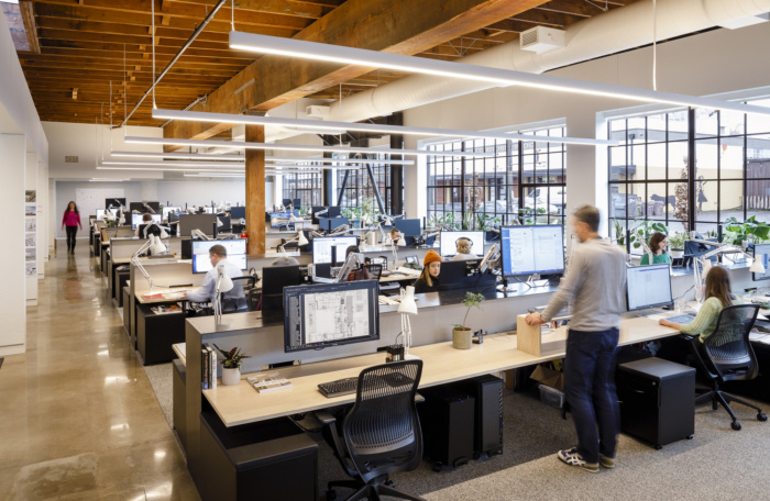 Mahlum Architects Offices - Portland - 2