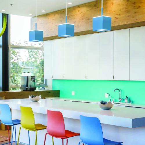Prudential Lighting releases Stream Dot Pendants - 0