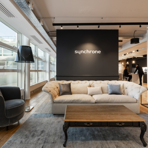 Synchrone Offices – Paris