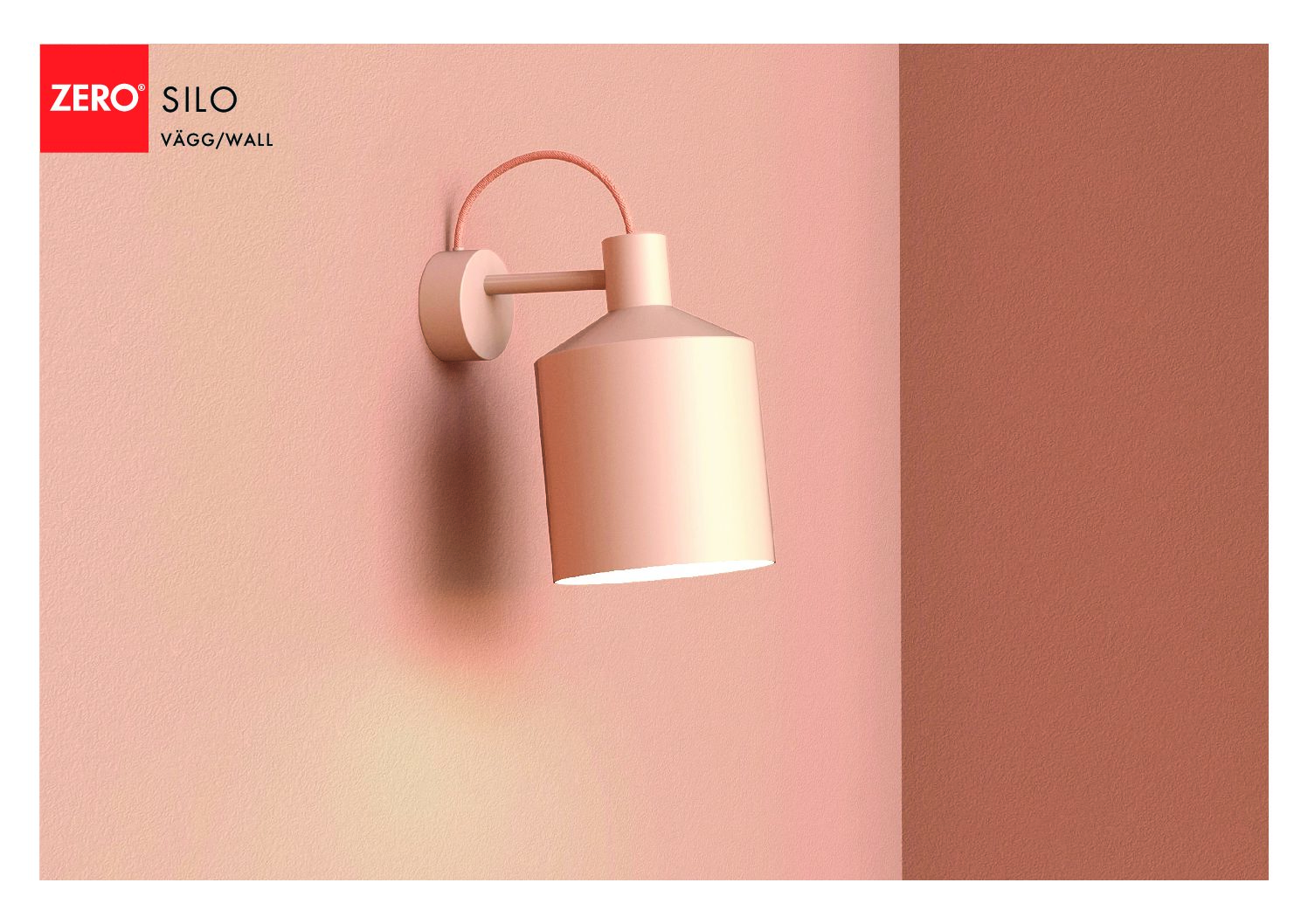 Zero releases Silo wall light - 0