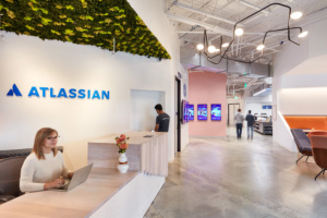 Atlassian Offices - Mountain View