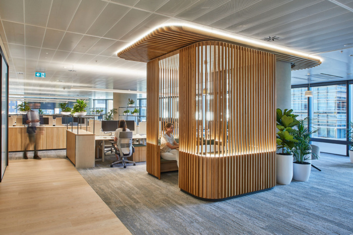 First Sentier Investors Offices - Sydney - 8