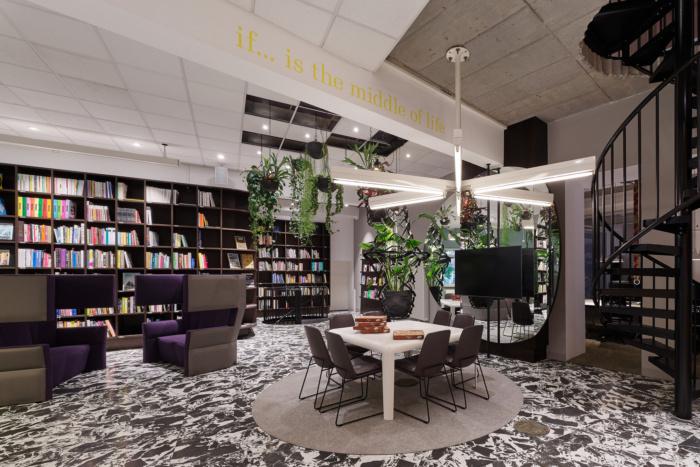 Ippolito Fleitz Group Offices - Stuttgart - 13