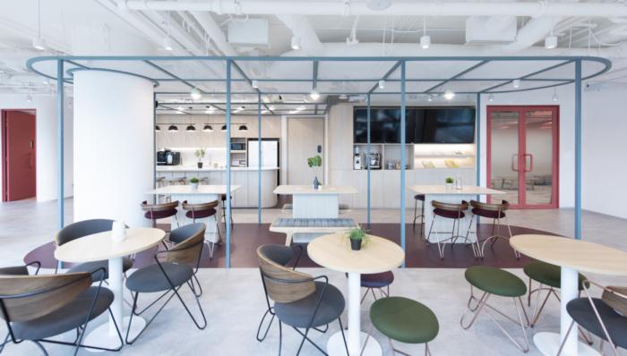 Jardine Restaurant Group Offices - Hong Kong - 7