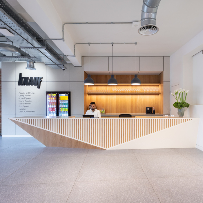 Knauf Offices - London - 2