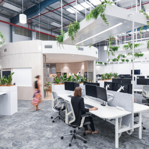 ProAV Solutions & Profile Systems Offices – Sydney