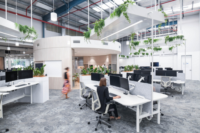 ProAV Solutions & Profile Systems Offices - Sydney - 1