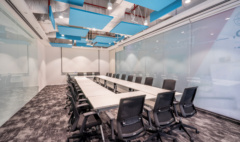 Glass Walls on Meeting Room in Saint-Gobain Offices - Ho Chi Minh City
