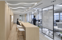 mounted-cove-lighting in AstraZeneca Offices - Taipei