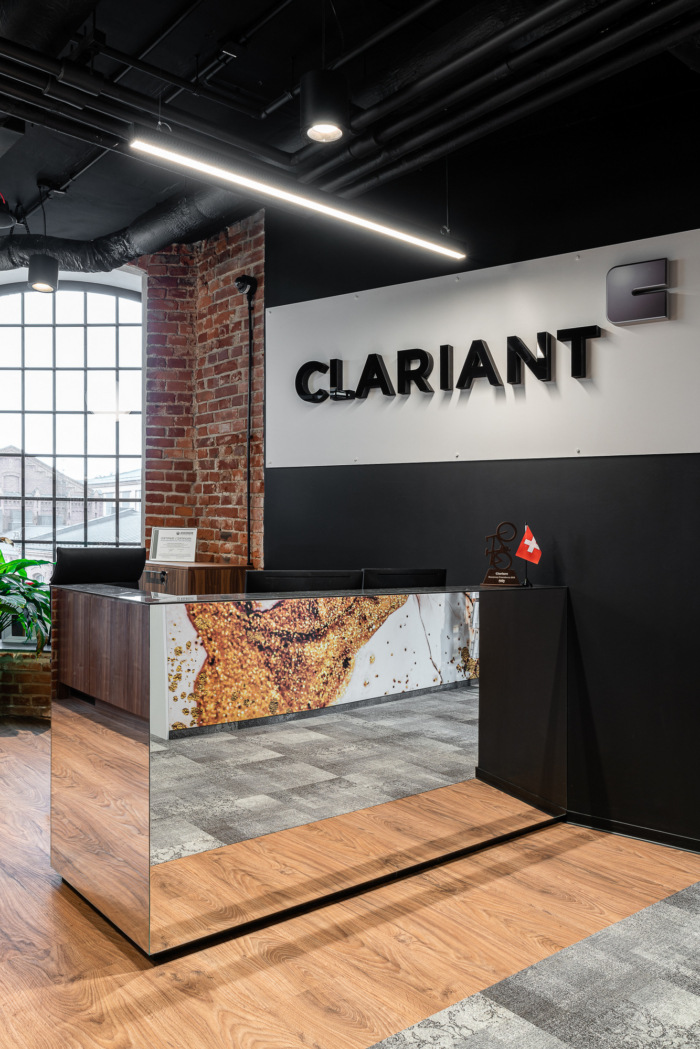 Clariant Offices - Lodz - 2