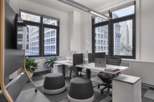 Confidential Client Offices - New York City