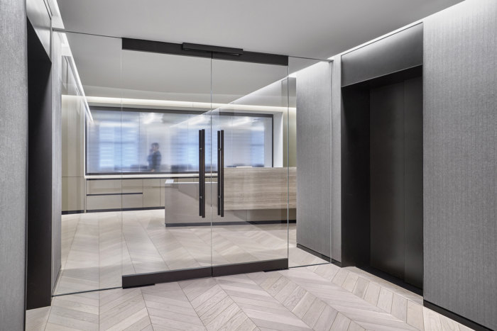 Confidential Financial Company Offices - New York City - 1