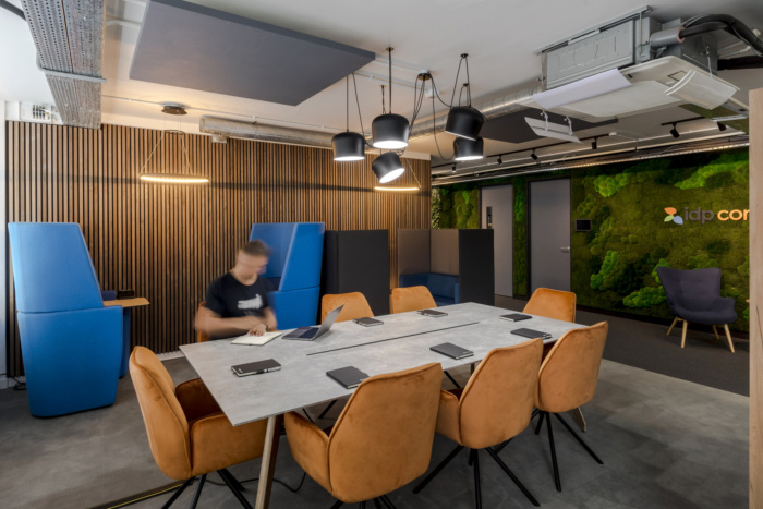 IDP Connect Offices - London - 3