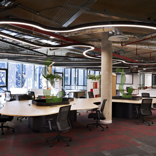 Sony Music Entertainment Offices – Johannesburg