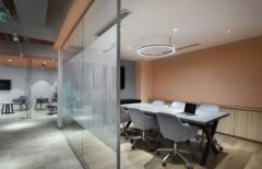 Photo Outside Meeting Room in Biba Offices - Gurugram