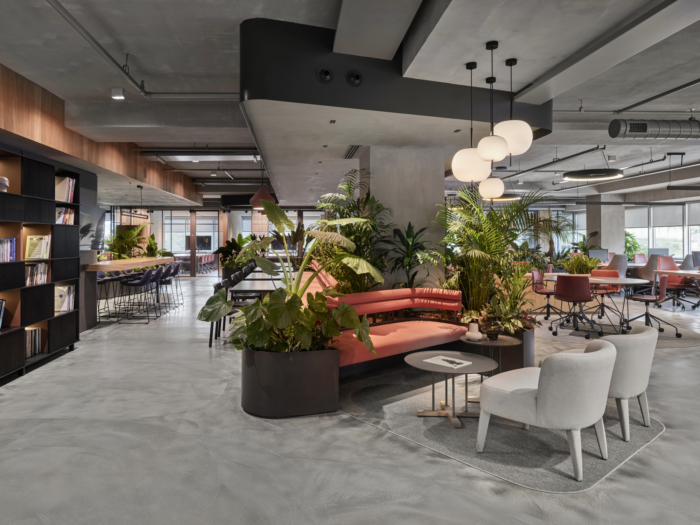 Enocta Offices - Istanbul - 11