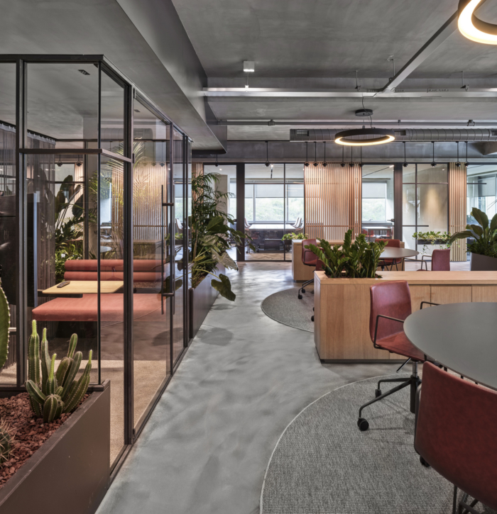 Enocta Offices - Istanbul - 8