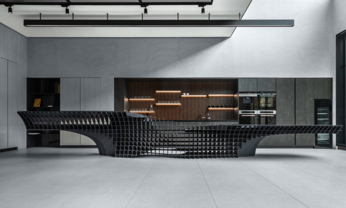 9Studio Design Group Offices - Guangzhou - 3