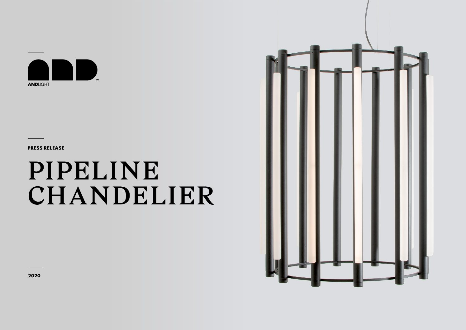 ANDlight releases the Pipeline Chandelier - 0
