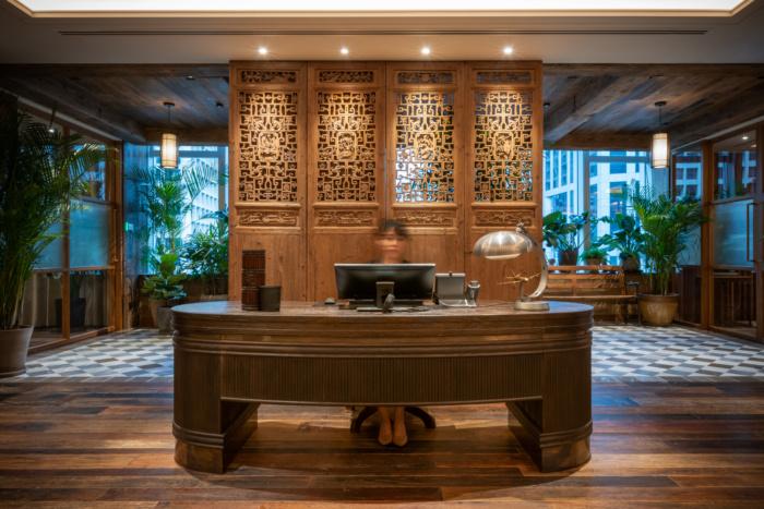 Confidential Asset Management Firm Offices - Hong Kong - 1