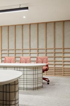 Recessed Downlight in Takeda Pharmaceuticals Offices - Dubai