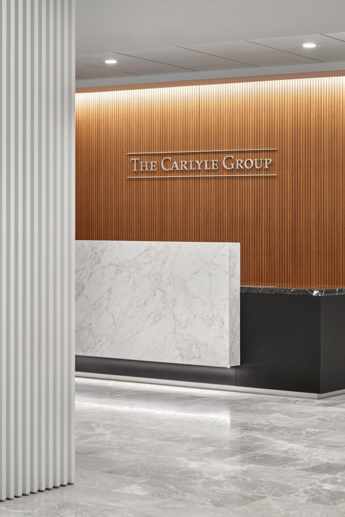 The Carlyle Group Headquarters - Washington DC - 2