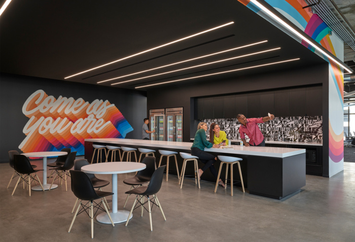 TikTok Offices - Los Angeles - 10