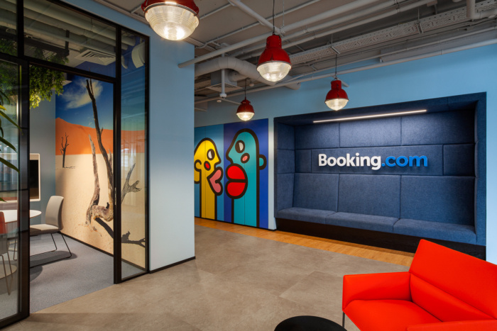Booking.com Offices - Novosibirsk - 1