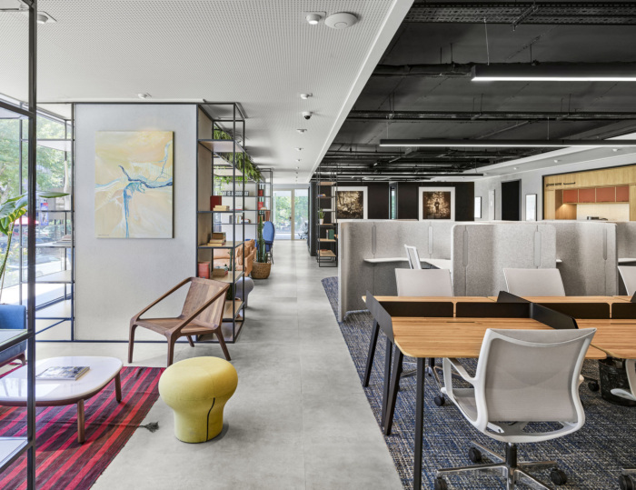 Han Spaces Coworking Offices - Istanbul - 11