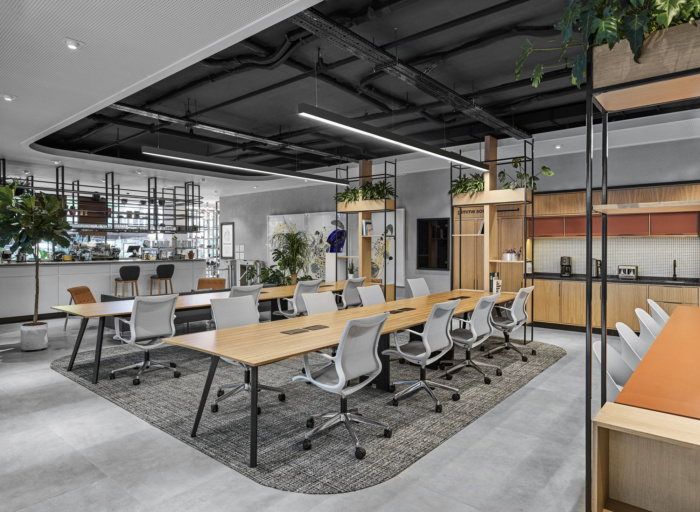 Han Spaces Coworking Offices - Istanbul - 4