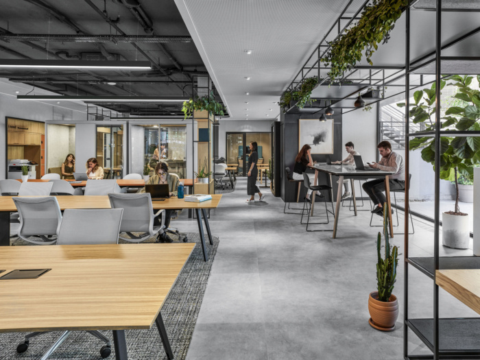 Han Spaces Coworking Offices - Istanbul - 2